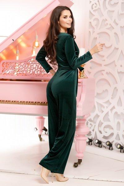 salopeta dama verde