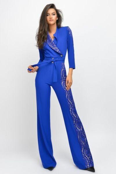 salopeta dama blue